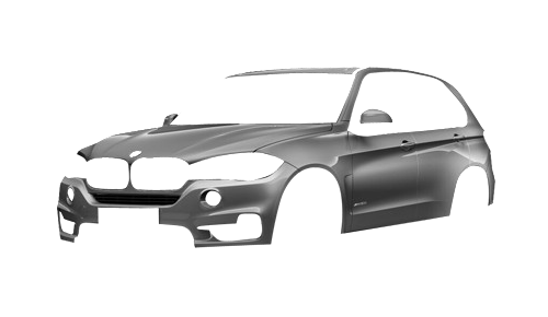 ����� ������ X5 (F15)